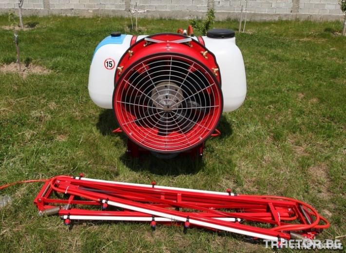 Пръскачки Agron Пръскачка комбинирана 350л. AGRON 2 - Трактор БГ