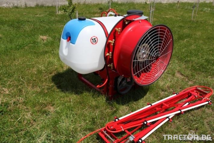 Пръскачки Agron Пръскачка комбинирана 350л. AGRON 1 - Трактор БГ