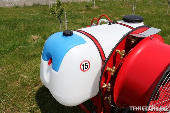 Пръскачки Agron Пръскачка комбинирана 350л. AGRON 4 - Трактор БГ