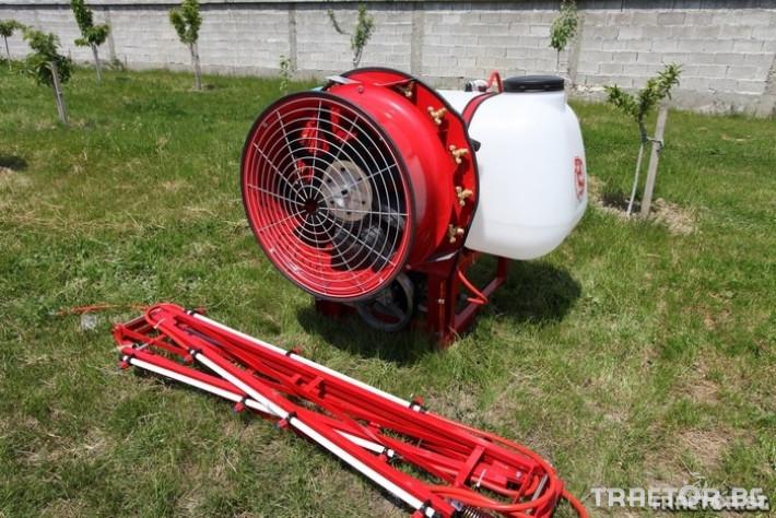 Пръскачки Agron Пръскачка комбинирана 350л. AGRON 5 - Трактор БГ