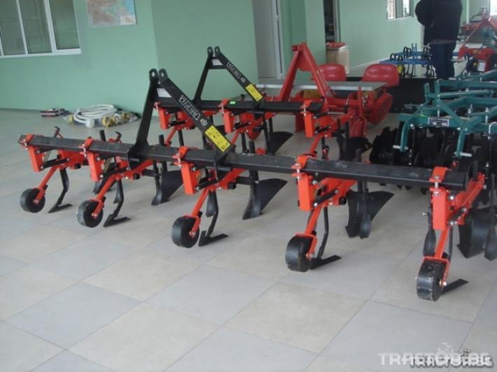 Култиватори Окопен култиватор 5 секционен AKPIL 2 - Трактор БГ