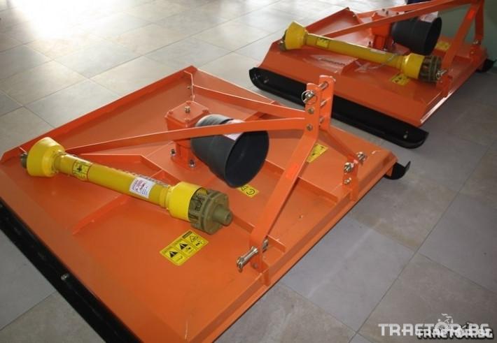 Косачки Косачка раздробител плоска 1,4 м. 1 - Трактор БГ