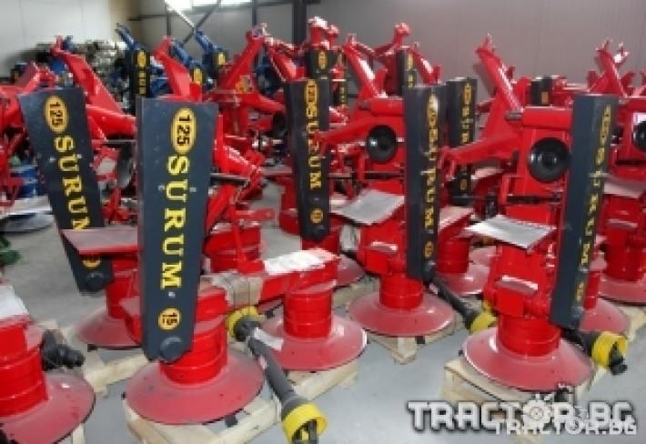 Косачки Косачки за трактори 1 - Трактор БГ