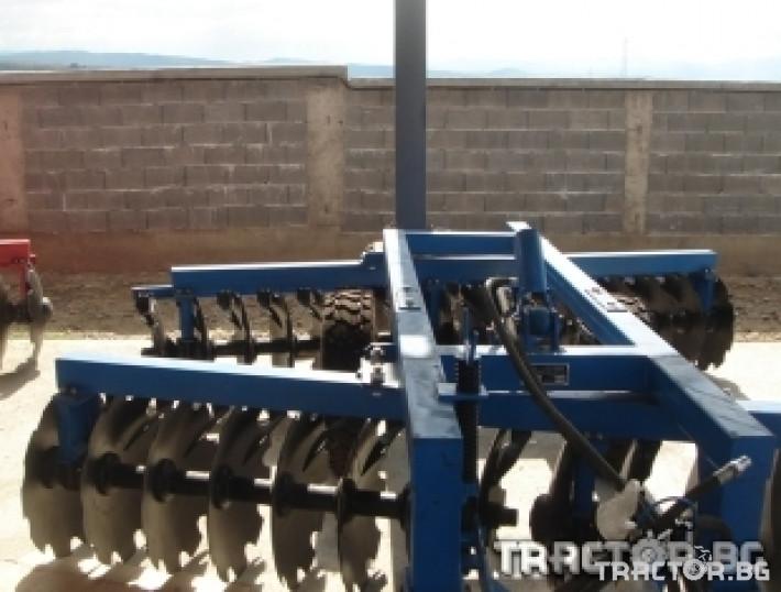 Брани Дискова брана 3.4м 0 - Трактор БГ