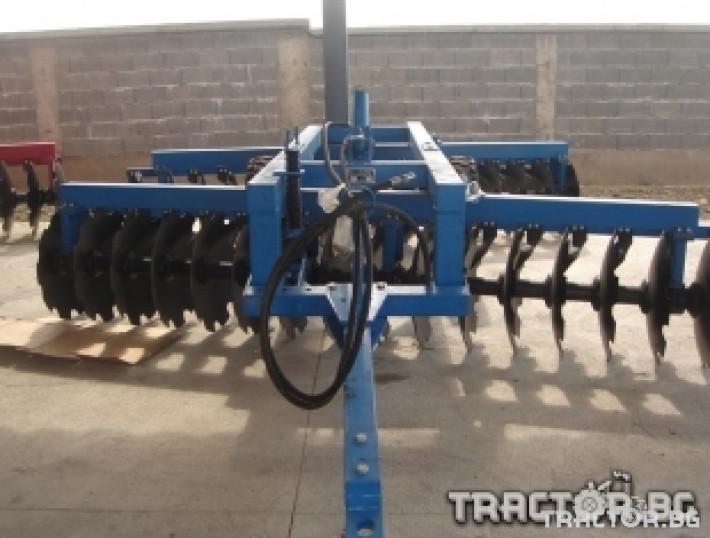 Брани Дискова брана 3.4м 1 - Трактор БГ