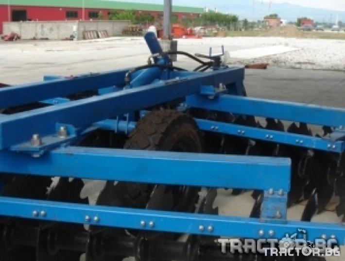 Брани Дискова брана 3.4м 2 - Трактор БГ