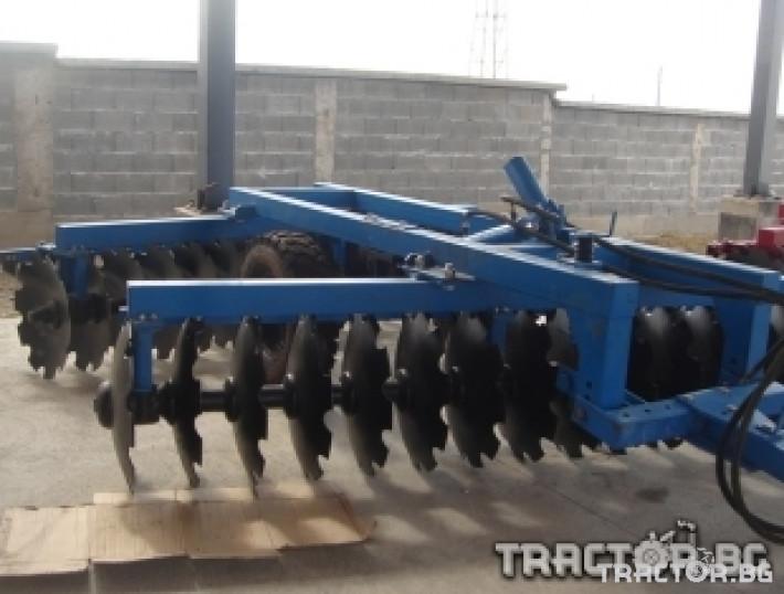 Брани Дискова брана 3.4м 3 - Трактор БГ