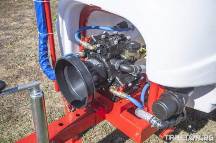 Пръскачки Вентилаторна пръскачка AGRON - 600 3