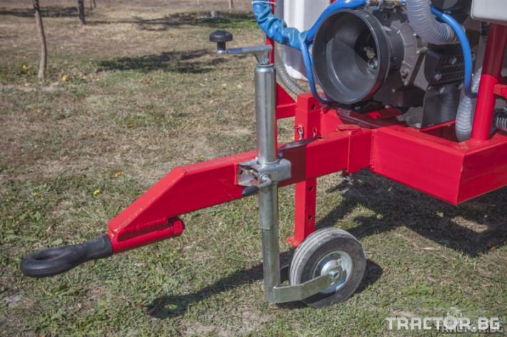 Пръскачки Вентилаторна пръскачка AGRON - 1000 л. 5
