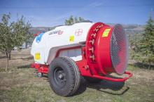 Вентилаторна пръскачка AGRON - 1000 л.