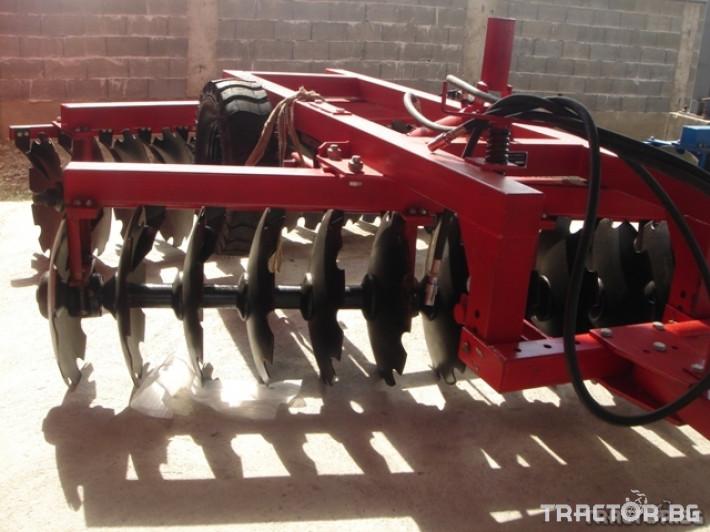 Брани Дискова брана 3.0м. 1 - Трактор БГ