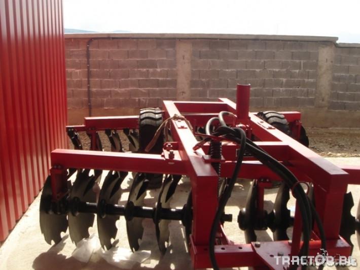 Брани Дискова брана 3.0м. 2 - Трактор БГ