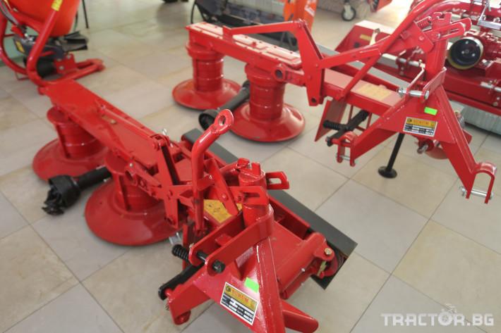 Косачки Косачки Дискови - 1.25 м. 3 - Трактор БГ