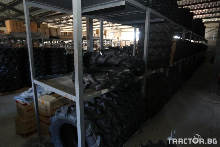 Гуми за трактори Гуми за трактор TIRON размер:5.00-12 0 - Трактор БГ