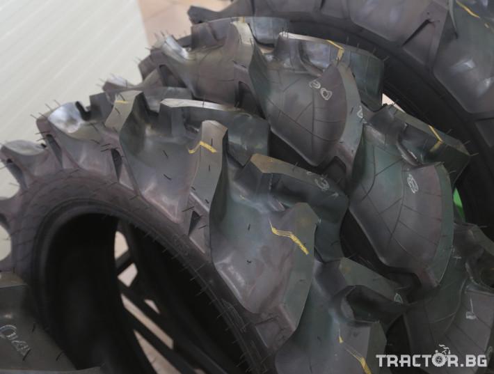 Гуми за трактори Гуми за трактор TIRON размер:6-12 0 - Трактор БГ