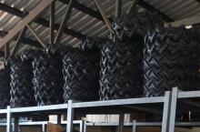 Корейски гуми за трактор марка TIRON, размер 7-16