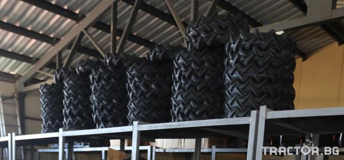 Гуми за трактори Корейски гуми за трактор марка TIRON, размер 7-16 0