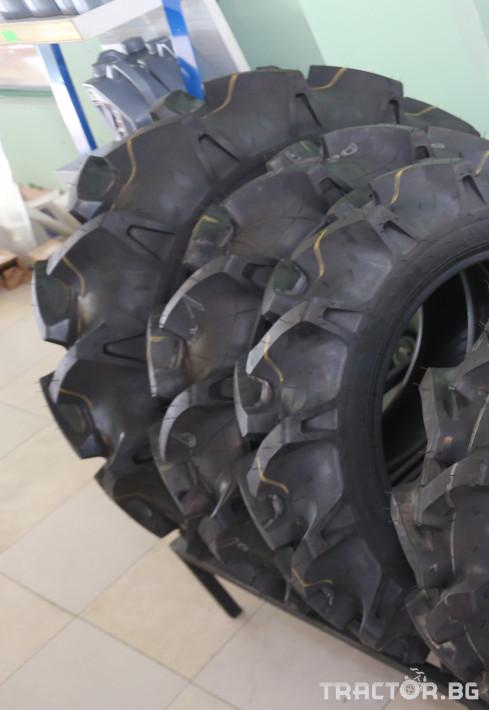 Гуми за трактори Гуми за трактор TIRON размер:8-16 0 - Трактор БГ
