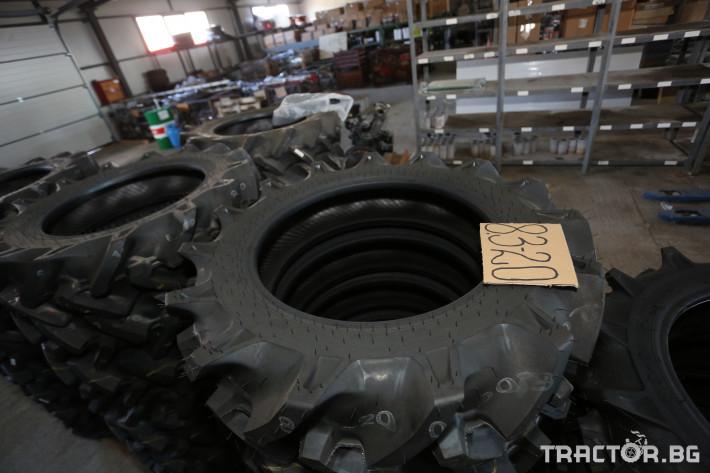Гуми за трактори Гуми за трактор TIRON размер:8.3-20 0 - Трактор БГ