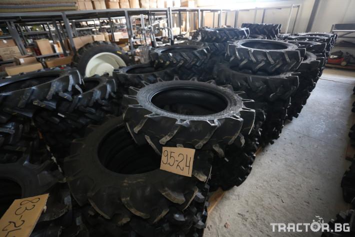 Гуми за трактори Гуми за трактор TIRON размер:9.5-24 0