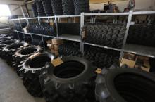 Гуми за трактор TIRON размер:11.2-24