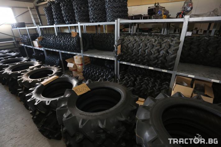 Гуми за трактори Гуми за трактор TIRON размер:11.2-24 0 - Трактор БГ