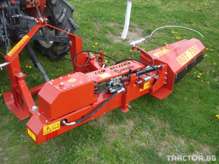 Фрези AGRILIA Фреза откланяща овощарска ROT700 14 - Трактор БГ