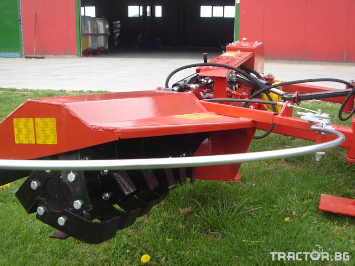 Фрези AGRILIA Фреза откланяща овощарска ROT700 15 - Трактор БГ