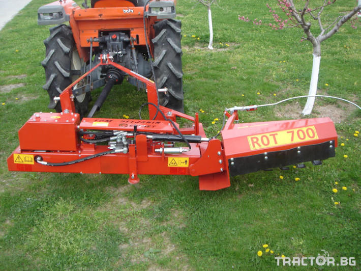 Фрези AGRILIA Фреза откланяща овощарска ROT700 16 - Трактор БГ