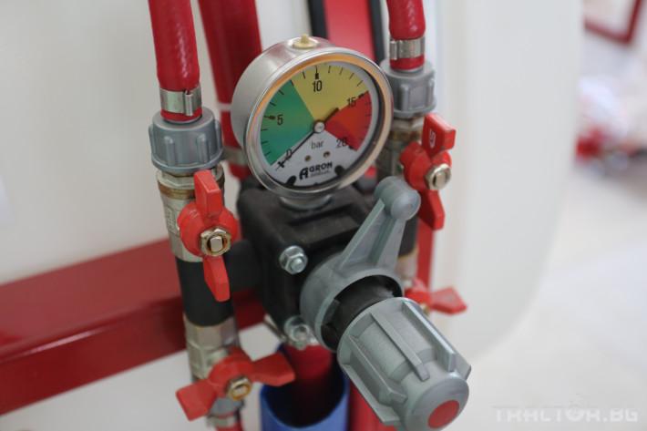 Пръскачки Навесна пръскачка Agron AA 300 EN 65S V 1
