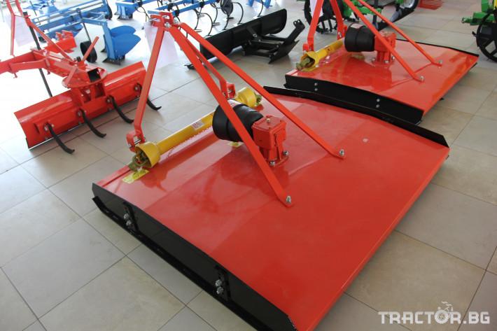Косачки Косачка раздробител плоска усилена 1,5 м. 5 - Трактор БГ