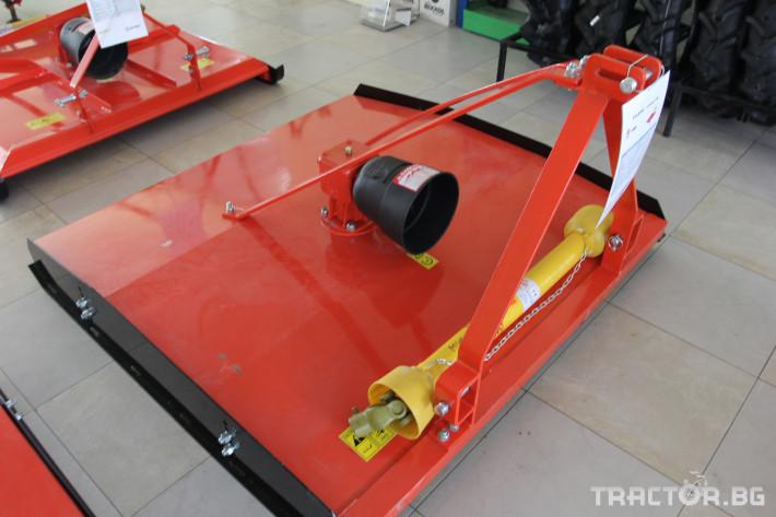 Косачки Косачка раздробител плоска усилена 1,5 м. 3 - Трактор БГ