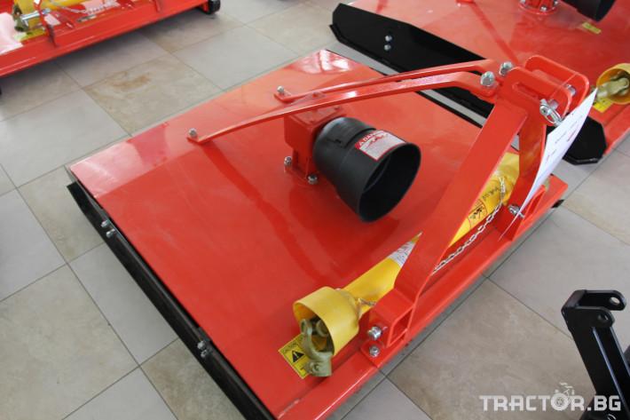 Косачки Kосачка Jeegee MUR 120 0 - Трактор БГ