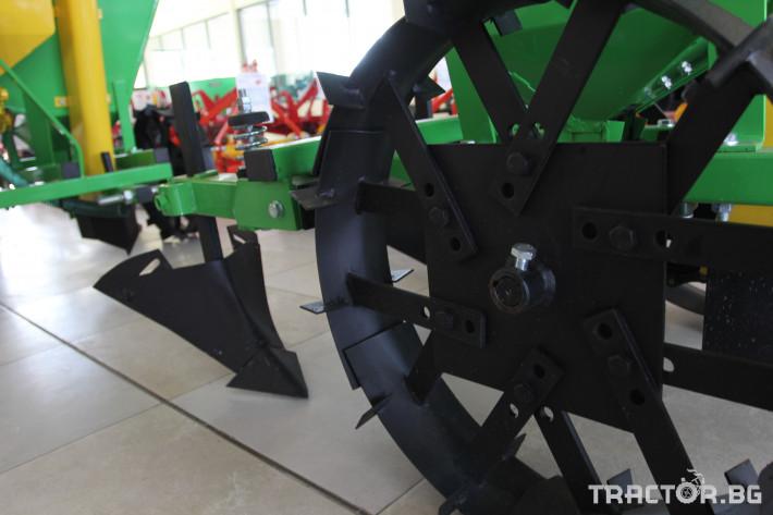 Машини за зеленчуци Картофосадач едно-редов ПОЛСКИ 3 - Трактор БГ