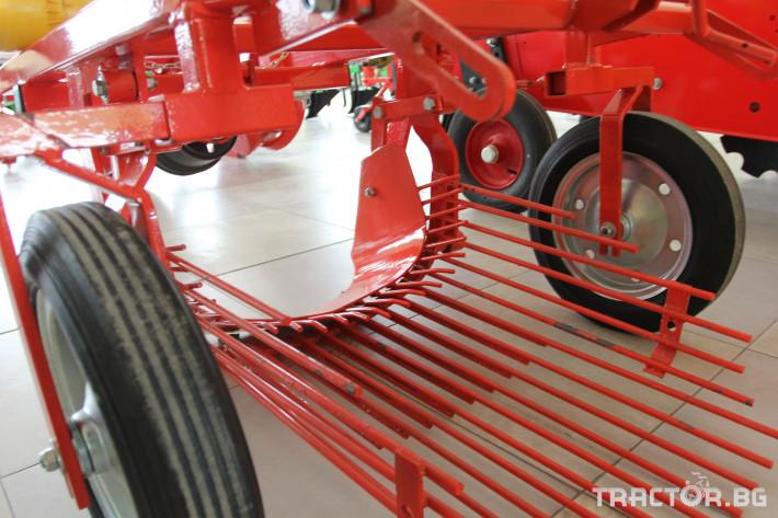 Машини за зеленчуци Едноредов картофовадач Jeegee 4UD 1