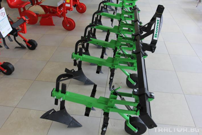 Култиватори Bomet Окопен култиватор BOMET - 5-секционен 3 - Трактор БГ