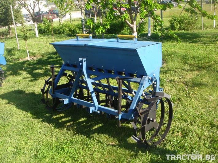 Сеялки 1ZSX8 0 - Трактор БГ