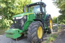 John Deere Употребяван трактор 7230 R