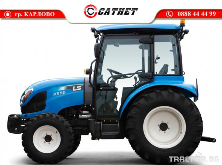 Трактори LS XR 50 *Нов*Климатик*Реверс*16х16 скорости*Mitsubishi двигател* 8 - Трактор БГ
