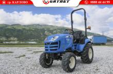 LS J 27 *Компактен трактор*Mitsubishi двигател*