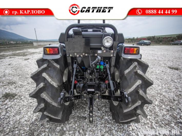 Трактори LS R 50 *Нов*Реверс*16х16 скорости*Mitsubishi двигател 50 HP* 7 - Трактор БГ