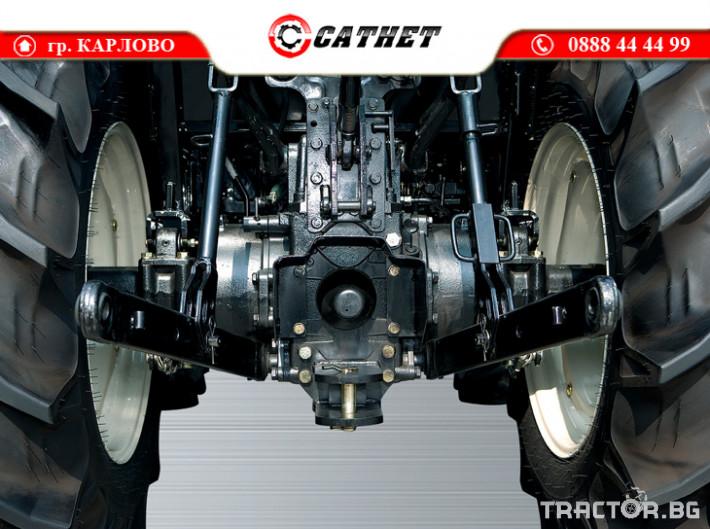 Трактори LS U60 *Климатик*Реверс*16х16 скорости*Mitsubishi двигател* 1