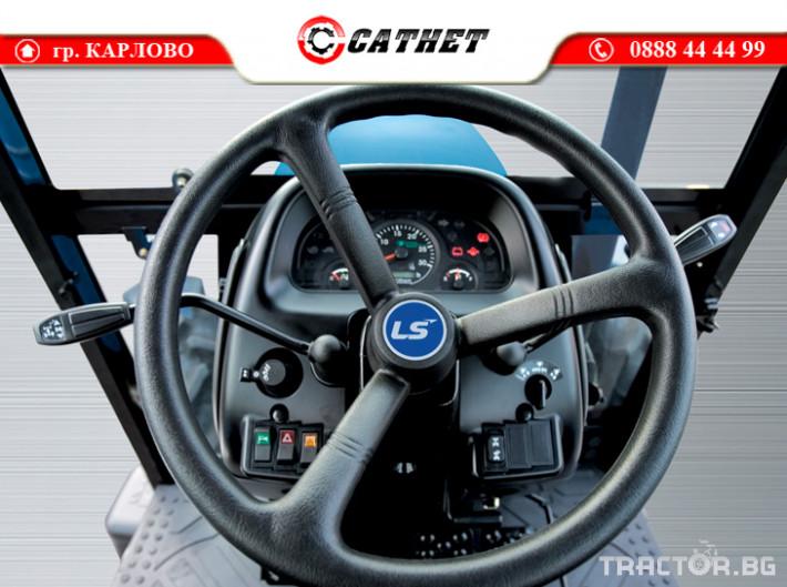 Трактори LS U60 *Климатик*Реверс*16х16 скорости*Mitsubishi двигател* 3