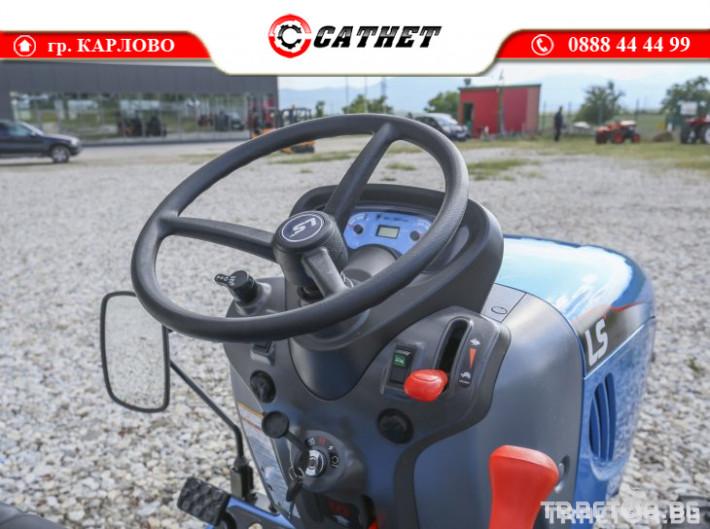 Трактори LS J 27 *Нов*Компактен трактор*Mitsubishi двигател* 11 - Трактор БГ
