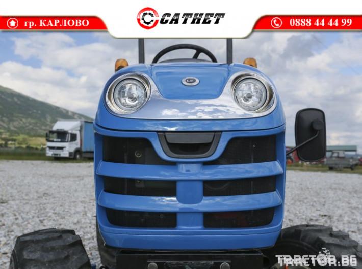 Трактори LS J 27 *Нов*Компактен трактор*Mitsubishi двигател* 6 - Трактор БГ
