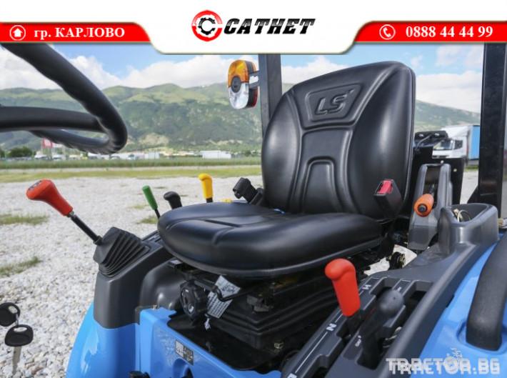 Трактори LS J 27 *Нов*Компактен трактор*Mitsubishi двигател* 14 - Трактор БГ