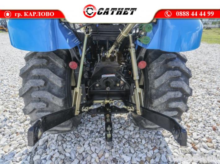 Трактори LS J 27 *Нов*Компактен трактор*Mitsubishi двигател* 17 - Трактор БГ