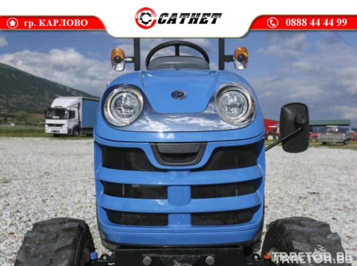 Трактори LS J 27 *Компактен трактор*Mitsubishi двигател* 19