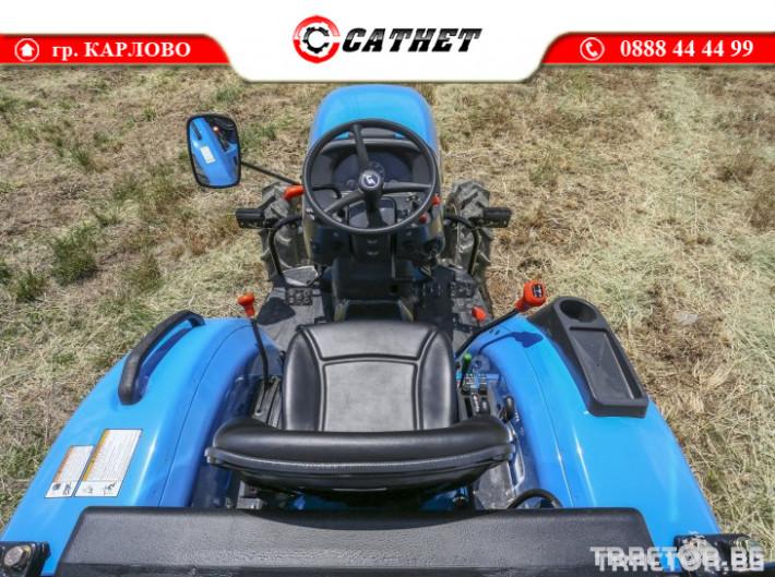 Трактори LS R 36I *Нов*Реверс*12х12 скорости*Mitsubishi двигател 38 HP* 6 - Трактор БГ