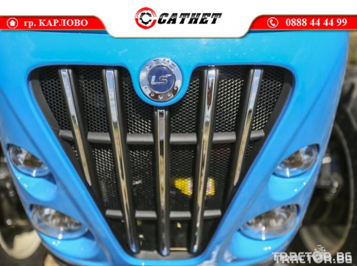 Трактори LS R 36I *Нов*Реверс*12х12 скорости*Mitsubishi двигател 38 HP* 8 - Трактор БГ
